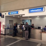 San Diego Global Entry enrollment center similar to this
