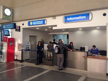 Los Angeles, LAX Global Entry Enrollment Center