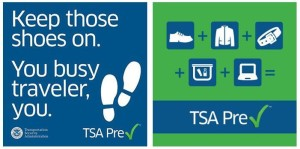 TSA PreCheck is available in Chicago