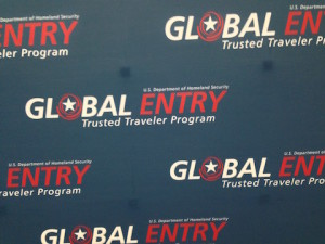 Global Entry is in Dallas