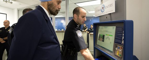 India Customs Global Entry